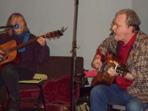 Friendly Folk, February's Feature, with Jeanne Sable and Hal Pederson