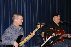 Dave Gaudet and Marc Feldman