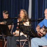 Mark Vinbury, Lisa Dahl, and Ray Siekierski