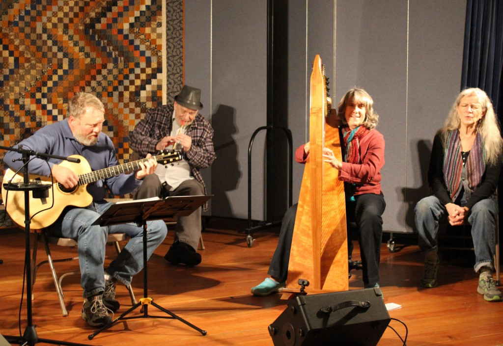 ThistleWood, joined by Hal Pederson and Linda Markey